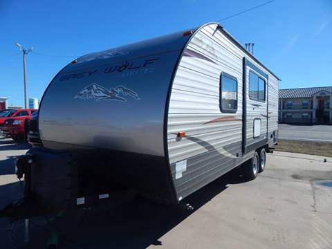 2014 Coachmen Grey Wolf