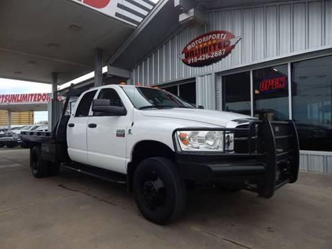 2010 Dodge Ram Chassis 3500