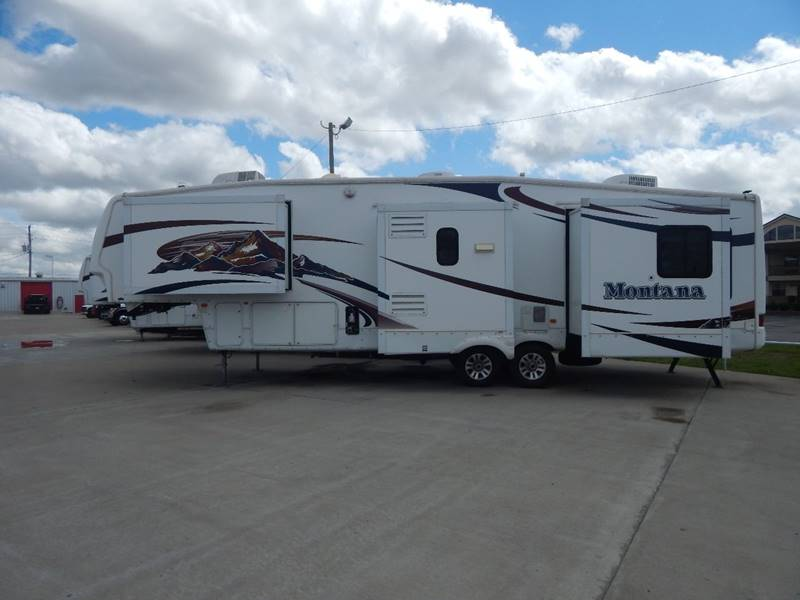 2008 Keystone Montana  - Mcalester OK