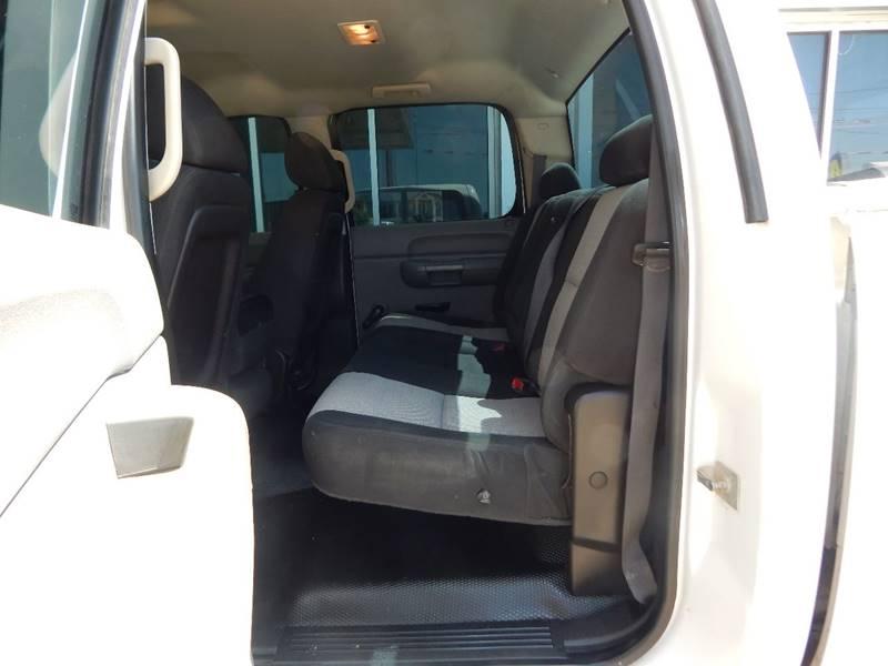 2008 Chevrolet Silverado 2500HD 2WD Work Truck 4dr Crew Cab LB - Mcalester OK