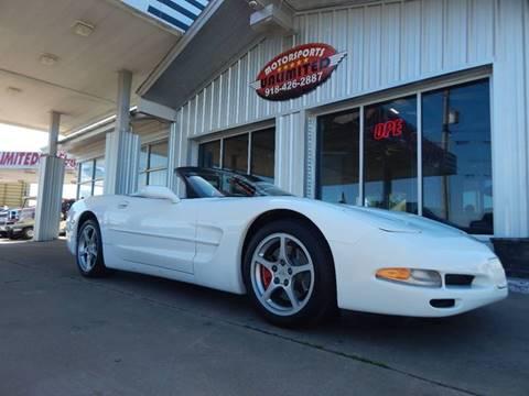 2000 Chevrolet Corvette for sale in Mcalester, OK