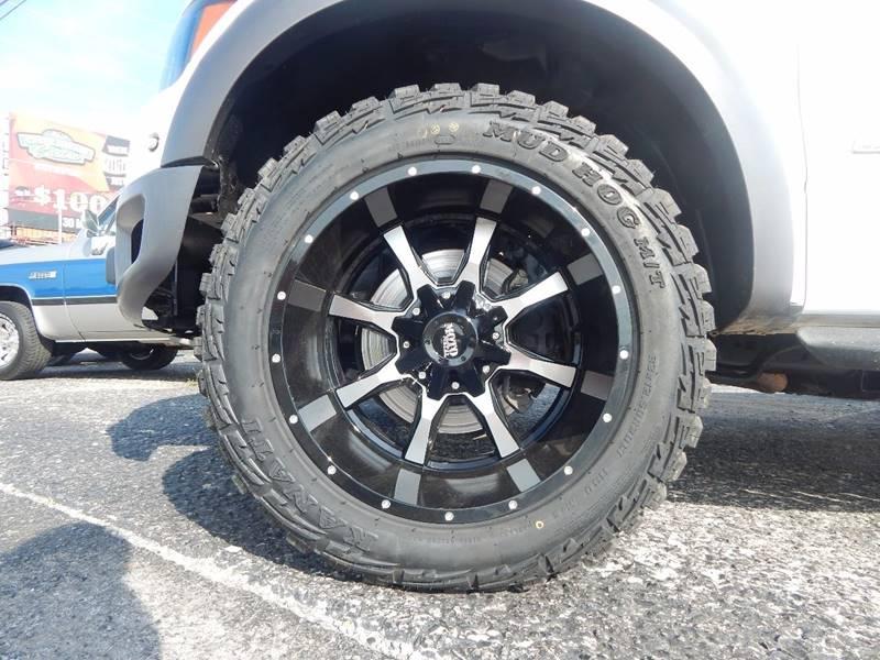 2011 Ford F-150 4x4 SVT Raptor 4dr SuperCrew Styleside 5.5 ft. SB - Mcalester OK