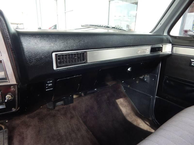 1985 GMC C/K 1500 Series 2dr C1500 Standard Cab SB - Mcalester OK