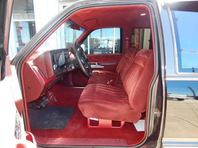1991 Chevrolet C/K 2500 Series 2dr C2500 Silverado Extended Cab SB - Mcalester OK
