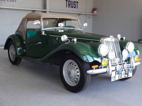 1954 MG TF for sale in Tucson, AZ