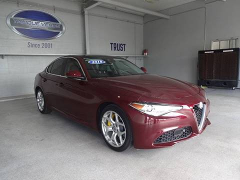 2018 Alfa Romeo Giulia for sale in Tucson, AZ