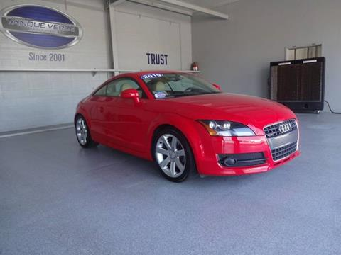 Audi Tt For Sale In Tucson Az Tanque Verde Motors