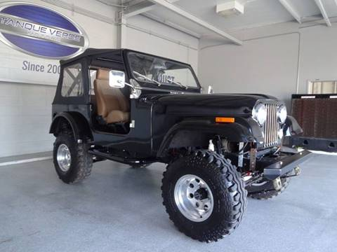 1977 Jeep CJ-7 for sale in Tucson, AZ