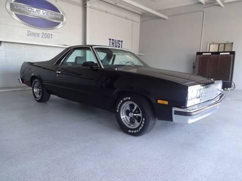 1986 Chevrolet El Camino for sale in Tucson, AZ