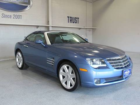 Crossfire For Sale >> Used Chrysler Crossfire For Sale Carsforsale Com