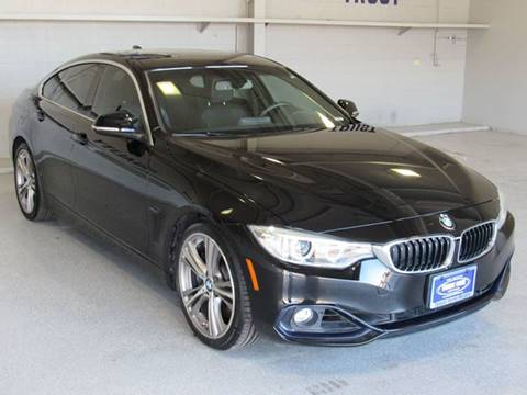 2016 BMW 4 Series for sale at TANQUE VERDE MOTORS in Tucson AZ