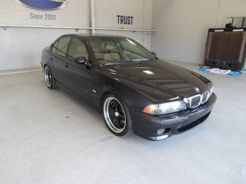 2002 BMW M5 for sale at TANQUE VERDE MOTORS in Tucson AZ