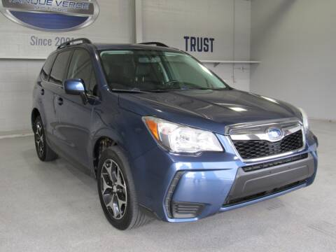 2014 Subaru Forester for sale at TANQUE VERDE MOTORS in Tucson AZ