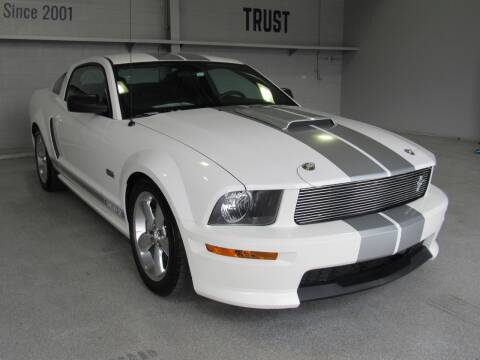 2007 Ford Mustang for sale at TANQUE VERDE MOTORS in Tucson AZ