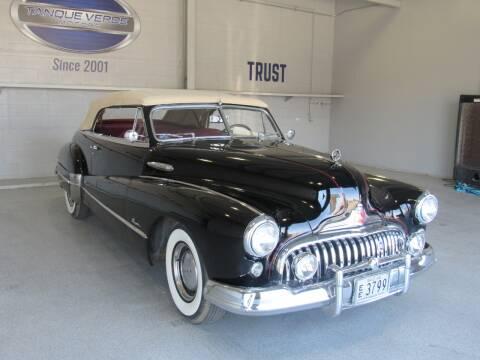 1948 Buick 50 Super for sale at TANQUE VERDE MOTORS in Tucson AZ