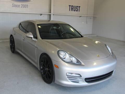 2011 Porsche Panamera for sale at TANQUE VERDE MOTORS in Tucson AZ