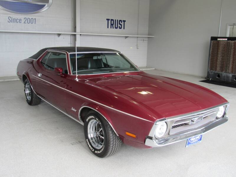 1971 Ford Mustang for sale at TANQUE VERDE MOTORS in Tucson AZ
