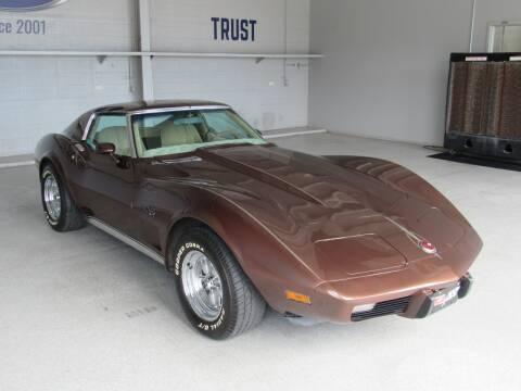 1976 Chevrolet Corvette for sale at TANQUE VERDE MOTORS in Tucson AZ