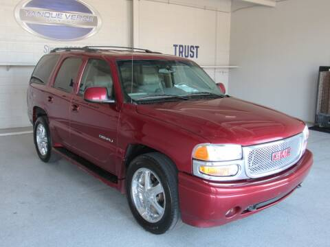 2001 GMC Yukon for sale at TANQUE VERDE MOTORS in Tucson AZ
