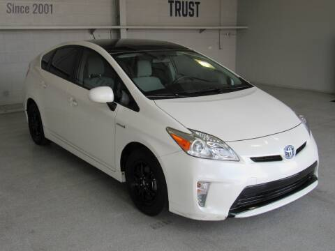 2012 Toyota Prius for sale at TANQUE VERDE MOTORS in Tucson AZ