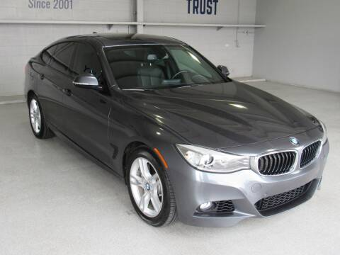 2016 BMW 3 Series for sale at TANQUE VERDE MOTORS in Tucson AZ