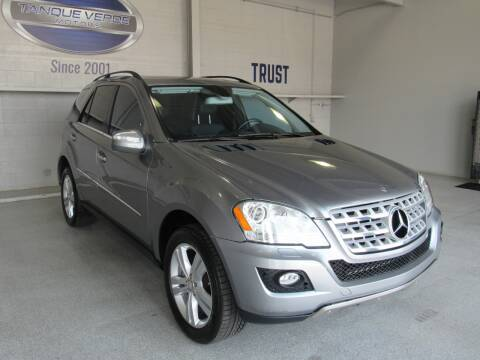 2010 Mercedes-Benz M-Class for sale at TANQUE VERDE MOTORS in Tucson AZ
