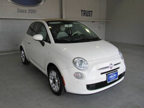 2012 FIAT 500c for sale at TANQUE VERDE MOTORS in Tucson AZ