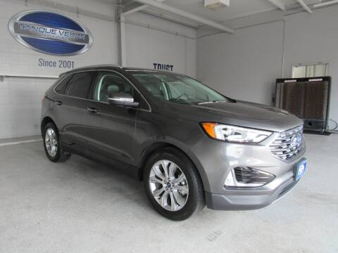 2019 Ford Edge for sale at TANQUE VERDE MOTORS in Tucson AZ