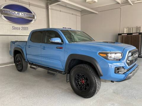 2018 Toyota Tacoma for sale at TANQUE VERDE MOTORS in Tucson AZ
