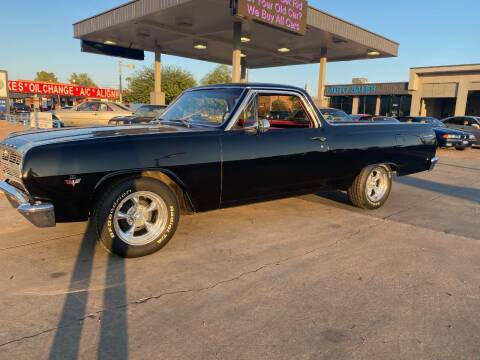 1965 Chevrolet El Camino for sale at TANQUE VERDE MOTORS in Tucson AZ