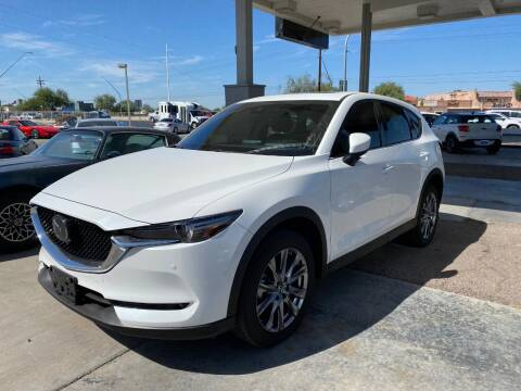 2019 Mazda CX-5 for sale at TANQUE VERDE MOTORS in Tucson AZ