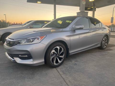 2016 Honda Accord for sale at TANQUE VERDE MOTORS in Tucson AZ