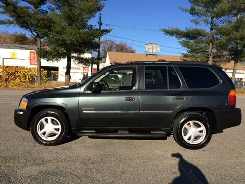2006 GMC Envoy for sale at D'Ambroise Auto Sales in Lowell MA
