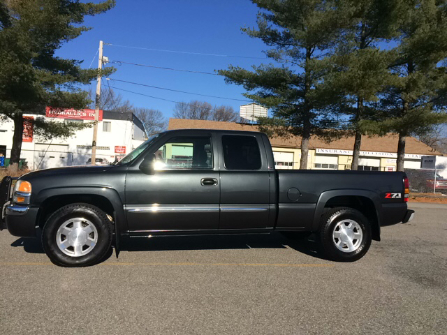 2004 GMC Sierra 1500 for sale at D'Ambroise Auto Sales in Lowell MA
