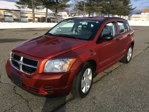 2007 Dodge Caliber for sale at D'Ambroise Auto Sales in Lowell MA