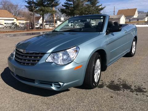 2009 Chrysler Sebring for sale at D'Ambroise Auto Sales in Lowell MA