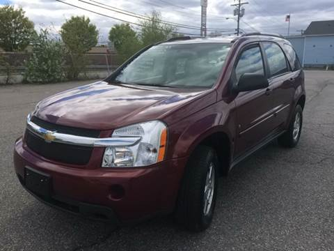 2007 Chevrolet Equinox for sale at D'Ambroise Auto Sales in Lowell MA