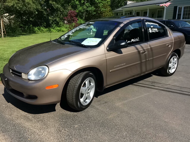 2000 Dodge Neon for sale at D'Ambroise Auto Sales in Lowell MA