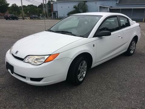 2004 Saturn Ion for sale in Lowell, MA