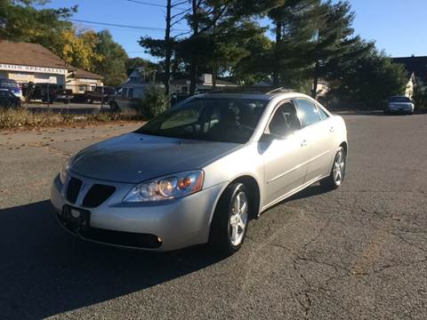2006 Pontiac G6 for sale in Lowell, MA