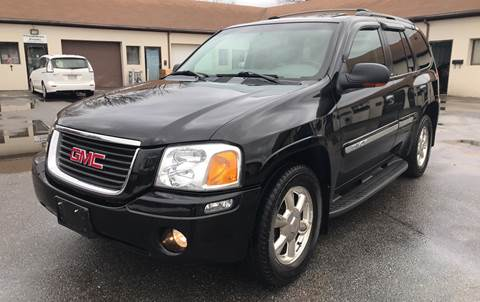 2002 GMC Envoy for sale in Lowell, MA
