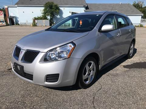 2009 Pontiac Vibe for sale in Lowell, MA