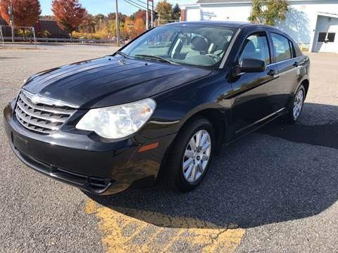 2008 Chrysler Sebring LX for sale at D'Ambroise Auto Sales in Lowell MA