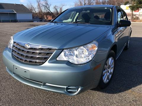2009 Chrysler Sebring LX for sale at D'Ambroise Auto Sales in Lowell MA