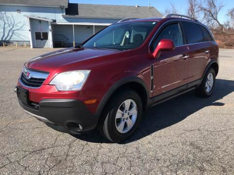 2008 Saturn Vue for sale at D'Ambroise Auto Sales in Lowell MA
