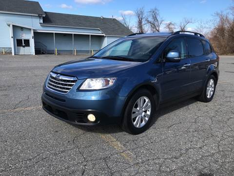 2008 Subaru Tribeca for sale at D'Ambroise Auto Sales in Lowell MA