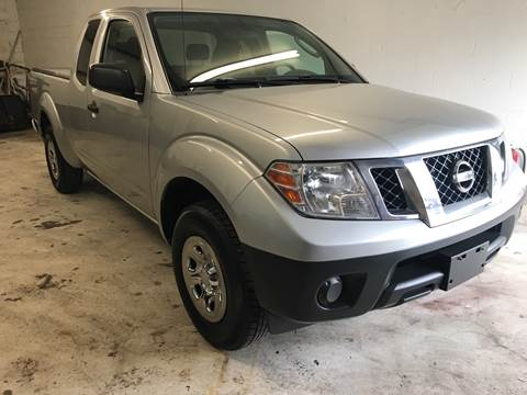 2010 Nissan Frontier SE for sale at D'Ambroise Auto Sales in Lowell MA