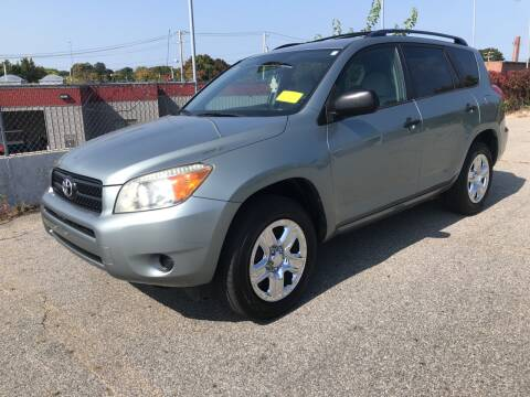 2007 Toyota RAV4 for sale at D'Ambroise Auto Sales in Lowell MA