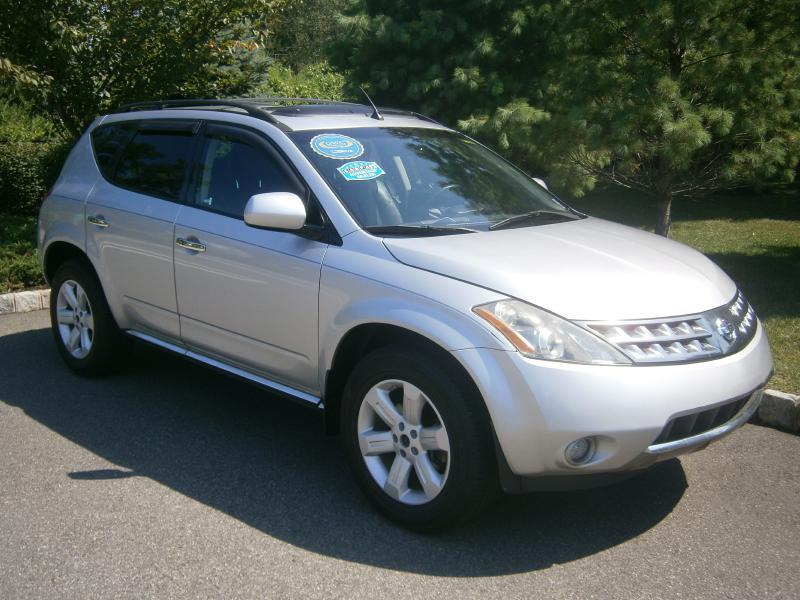 2007 Nissan Murano For Sale At Exem United In Plainfield NJ