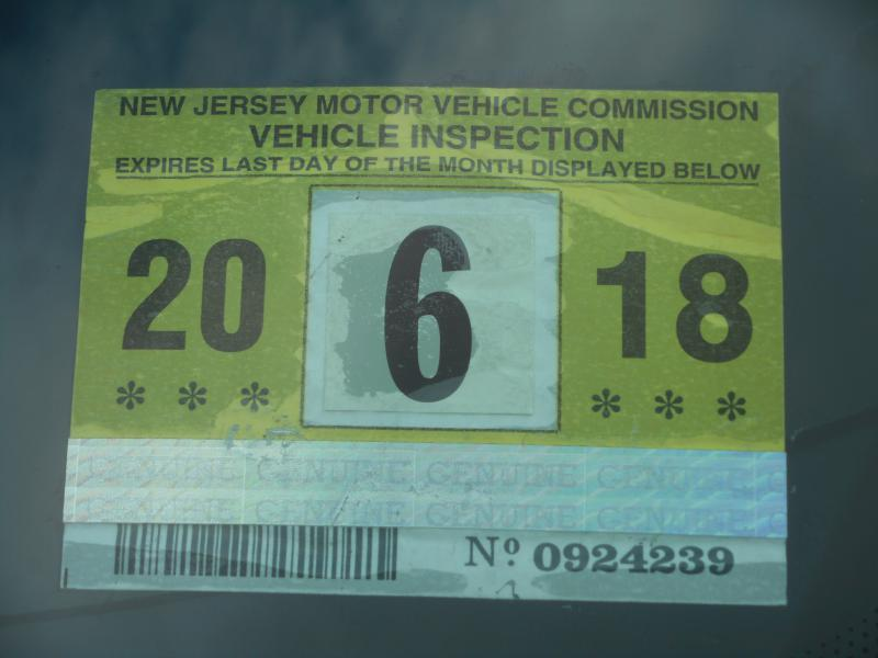 Motor Vehicle Inspection Station Plainfield Nj